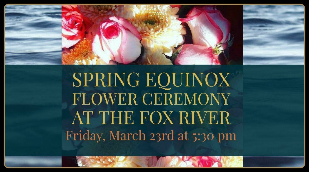 Spring-Equinox-Fox-River