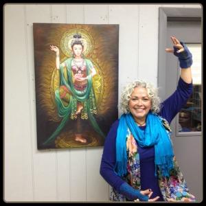 Contact Yolanda - Healing Hearts Crystal Bowls image