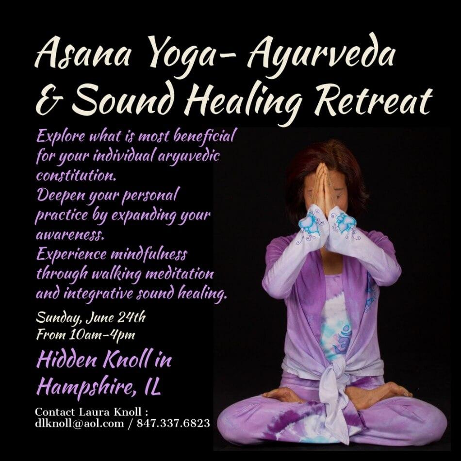 Asana Yoga Sounda Healing image