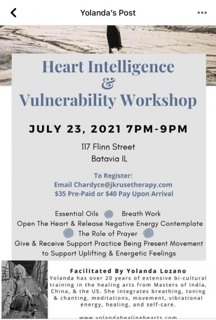 Heart Intelligence Workshop